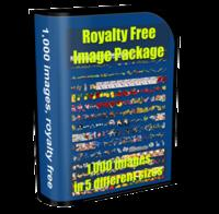 Royalty Free Images Package